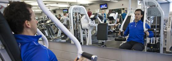 Facility Fitness Centre