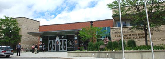 Soloway Jewish Community Centre Facility